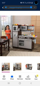 looking for wooden toy kitchen. in Camp Lejeune, North Carolina