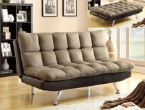 INVENTORY SALE! SUPER COMFY PILLOWTOP SOFA BED FUTON in Camp Pendleton, California