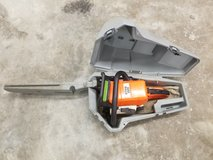 "Stihl Chainsaw  025  18"" bar with case in Houston, Texas"
