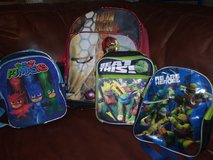 Backpacks & lunch bag in The Woodlands, Texas