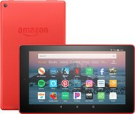 ***LIKE NEW***Amazon Fire HD 8 RED Tablet AND Case*** in Houston, Texas