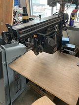craftsman sears 10inch radial saw in Okinawa, Japan