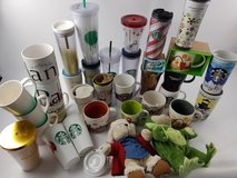 starbucks coffee cups mugs bears and more in Ramstein, Germany