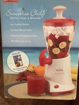 Smoothie Chill (blender)for smoothies/margaritas in Beaufort, South Carolina