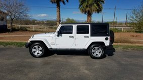 Won't last long! 2012 Jeep Wrangler Unlimited! in Alamogordo, New Mexico