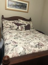 BEDROOM SET WITH MATTRESS SET - FULL - MUST SELL BY THIS WEEKEND in Kingwood, Texas