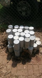 4×8 concrete cylynders in Kingwood, Texas