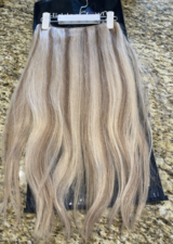 Hidden Crown Halo Hair Extensions - 3 DIFFERENT COLORS in Fort Campbell, Kentucky