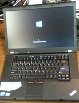 "Lenovo Thinkpad T510 15.4"" notebook, Core i5, 8 GB RAM, 320 HDD, w10 in Fort Lewis, Washington"