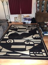 Home or office area rug in Okinawa, Japan