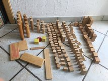 139 Wooden blocks in Stuttgart, GE