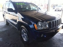2005 JEEP GRAND CHEROKEE LIMITED in Camp Lejeune, North Carolina
