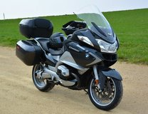 BMW 2010 R1200RT, US Spec, Loaded in Grafenwoehr, GE