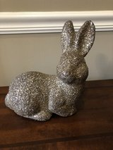Pottery Barn Gold Glitter Easter Bunny in St. Charles, Illinois
