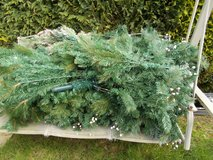 Artificial Christmas Tree Branches in Lakenheath, UK