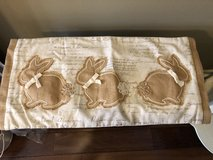 Easter Bunny Zippered Pillow Cover - Pier 1 in Oswego, Illinois