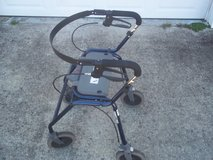 Excellent Dolomite Large Wheeled Walker in Fort Bragg, North Carolina