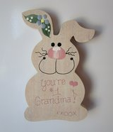 Wooden Magnet, Gift for Grandma in Tomball, Texas