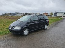 VW Scharan 1.9 TDI DIESEL AUTOMATIC NEW INSPECTION 2005 only 109.000 miles 7 sids in Ramstein, Germany