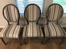 French style chairs - Set of 3 in Conroe, Texas