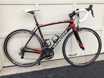 Road Bike - Specialized 2014 Tarmac SL4 Comp Ultegra DI2 (electronic shifting) (54cm) in Quantico, Virginia
