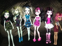 Monster High Dolls in Westmont, Illinois