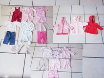 0-3 months baby girl clothes in Orland Park, Illinois