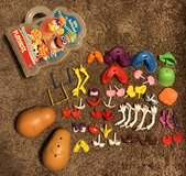 Mr. Potato Head Playskool Silly Suitcase Figures & Accessories in Fort Campbell, Kentucky