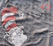 Dr. Seuss Japanese Cat in the Hat T-Shirt XL in Okinawa, Japan