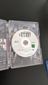 Mission Impossible Fallout DVD in Ramstein, Germany