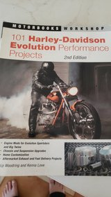 Harley Davidson Evo projects book in Grafenwoehr, GE