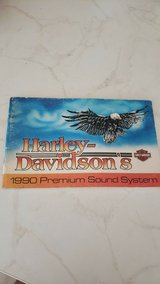 Harley Davidson sound system manual 1990 in Grafenwoehr, GE