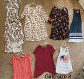 Girl Clothing Lot size 8 (8pc) in Tomball, Texas