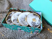 Geode inspired Coasters Gift box sets in Camp Pendleton, California