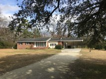Home on two acres in Camp Lejeune, North Carolina