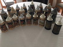 Huge German Stein Collection in Plainfield, Illinois
