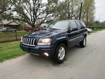 2004 JEEP Grand Cherokee 4X4 Low miles in Kingwood, Texas
