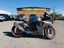 2018 SUZUKI GSX-R600L8 UNLEADED GAS in Fort Campbell, Kentucky