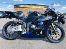 2013 HONDA CBR600RRAD UNLEADED GAS in Fort Campbell, Kentucky