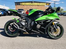 2014 KAWASAKI ZX1000KEF NINJA ZX-10R (ABS) UNLEADED GAS in Fort Campbell, Kentucky