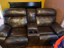 Used couch and recliner love seat in Fort Campbell, Kentucky