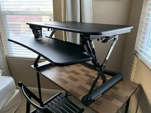 "Standing Desk - FlexiSpot M2B 35"" in Fairfield, California"
