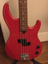 Vintage Yamaha Bass Guitar in Houston, Texas