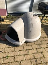 outdoor Igloo house for your pets 3ft long 4ft tall in Ramstein, Germany
