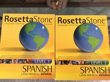 Rosetta Spanish 1 and 2 in Ramstein, Germany