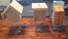 Carpenter Bee Traps -  Bees starting early this year in Camp Lejeune, North Carolina