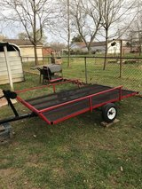 Tilt Trailer with Winch in Fort Campbell, Kentucky