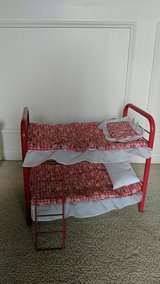 Doll Bunk bed in Batavia, Illinois