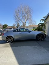 2004 INFINITI G35 COUPE'SPORTS PACKAGE' CLEAN TITLE 6spd MANUAL in Fairfield, California