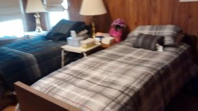 HOSPITAL BED and MATTRESS in Alamogordo, New Mexico